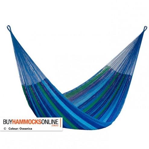 Jumbo Plus Nylon Hammock - Oceanica