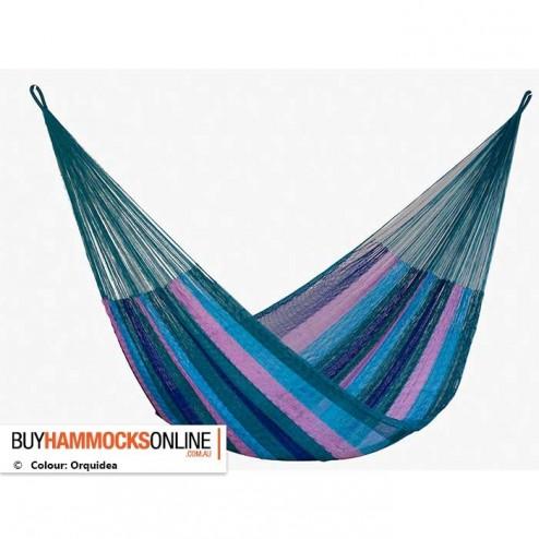 King Nylon Hammock - Orquidea