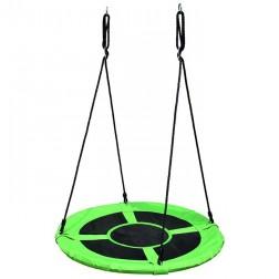 100cm Green Round Mat Nest Swing