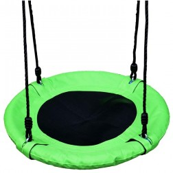60cm Green Round Mat Nest Swing