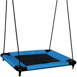 80cm Blue Square Nest Swing