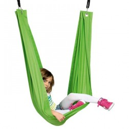 Green Waterproof Cloth Swing
