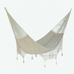 Queen Deluxe Outdoor Mexican Hammock