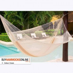 Super Nylon King Mexican Hammock