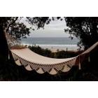 Double Nicaraguan Hammock - Natural outdoors