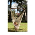 Small Nicaraguan Hammock Chair  - With Child
