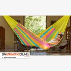 King Cotton Hammock - Caramelo