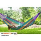 Jumbo Cotton Hammock - Colorina