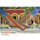 Single Cotton Hammock - Mexicana