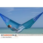 Jumbo Cotton Hammock - Ocean Weaves