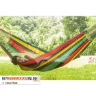 King Cotton Hammock - Rasta
