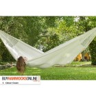 Jumbo Plus Nylon Hammock - Cream