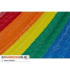 Jumbo Plus Nylon Hammock - Rainbow