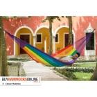 King Nylon Hammock - Rainbow