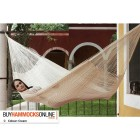 Queen Outdoor Hammock - Cream