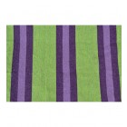 Double Hammock in Purple and Green - Colour