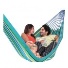 Rio Double Hammock - with people