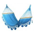 Double Nicaraguan Hammock - Turquoise