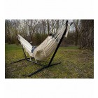 Double Deluxe Hammock & Stand Combo