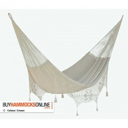 King Deluxe Outdoor Mexican Hammock