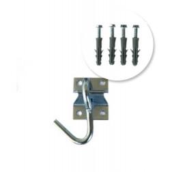 Single Hammock Hook Kit